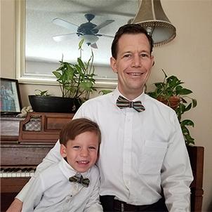 Gary Boyd, CPA and son